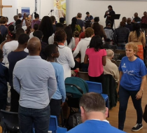 20 people respond for salvation in Essex