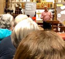 Hasn't Science Buried God? in Harrogate