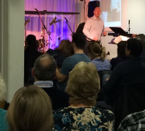 25 new people sign up for Alpha in Ipswich